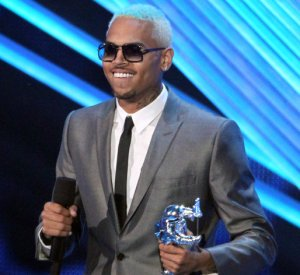 Chris Brown VMAs