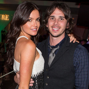 The Bachelor's Ben Flajnik and Courtney Robertson