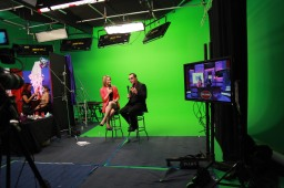 Tricaster green screen