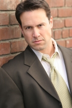 "Noah Blake appearing in ""Venice 13."""
