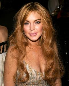 Lindsay Lohan sued over car crash